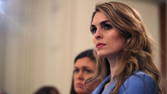 Fox Hires Ex-Trump Aide Hope Hicks as Top Comms Officer