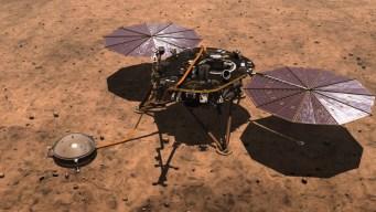 NASA Sending Robotic Geologist to Mars to Dig Super Deep