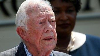 Jimmy Carter Believes Trump Is an 'Illegitimate President'