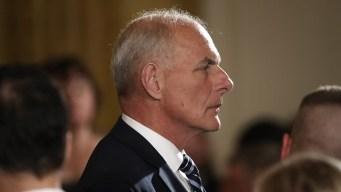 Clash With President Trump Casts Spotlight on John Kelly