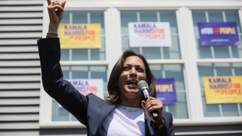 Harris Blasts Epstein's Law Firm, Takes Money From Its Attorneys