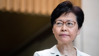HK Leader Says Bill Withdrawal Own Decision, Not Beijing's