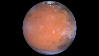 Terraforming Mars Is Impossible Right Now, Study Says
