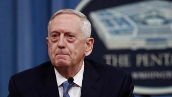 Mattis Says US Competitive Warfighting Edge Has Eroded