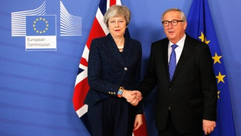May Urges UK Lawmakers: Give Me More Time to Get Brexit Deal