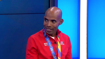 Marathoner Meb Keflezighi Reflects on His Career, Final Race