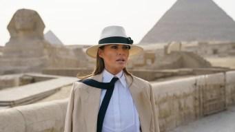 Melania Trump Says She Loves Trump, Ignores Cheating Rumors