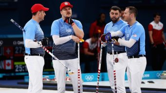 U.S. Curlers Defeat Canada in Extra End