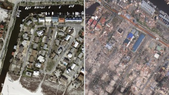 Hurricane Michael: Before and After Photos That Show Destruction