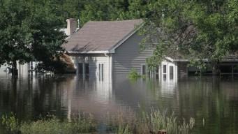 """""""500-Year"""" Flood Overwhelms N.D. City"""
