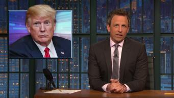 'Late Night': A Closer Look at Trump on Immigration