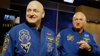 NASA Twins Study Explores Space, the Final Genetic Frontier