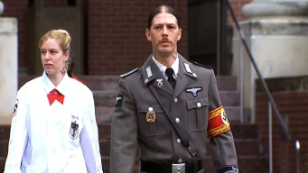 Self-Proclaimed Nazi's Name Change to Hitler Takes Effect