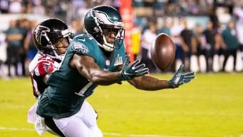 Sunday Night Football: Eagles vs. Falcons