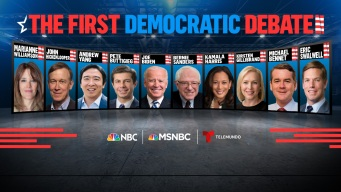 Live Coverage: The First Democratic Debate, Night 2