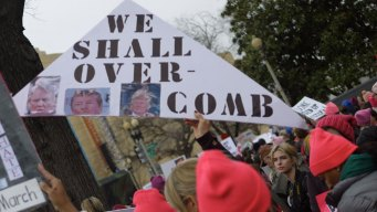 'We Shall Over-Comb': The Best Signs of the Women's March