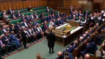 'Shame on You': Raucous Scene as UK Parliament Is Suspended