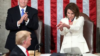 State of the Union Moments: Women Cheering, Birthday Singing