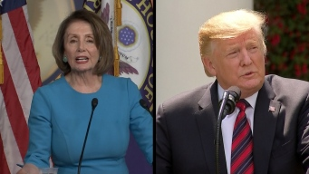 Trump Lays Out Immigration Plan; Pelosi Condemns It