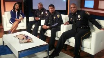 First Black Police Chiefs in Broward Discuss Achievements