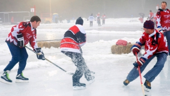 Hockey's Next Threat: Climate Change