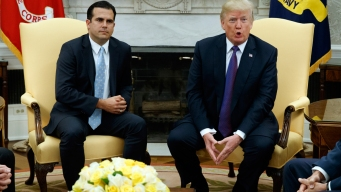 Puerto Rico Gov. to Trump: 'Enough With the Insults'