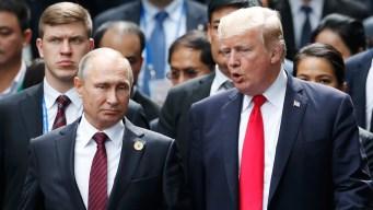 Putin Manipulating Trump With Flattery, Ex-Director Suggests