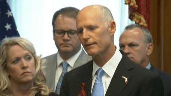 Florida Gov. Scott To Sign Voucher & College Aid Bills