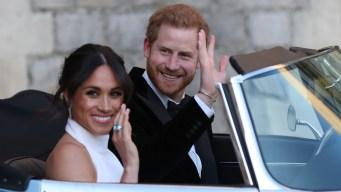 British Royal Family Thanks Those Who Celebrated Wedding