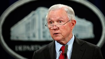 Jeff Sessions: 'Anglo-American Heritage of Law Enforcement'