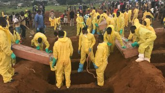 Nearly 500 Dead in Sierra Leone Mudslides: Officials