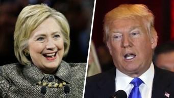 Trump, Clinton Dominate Northeast Primaries