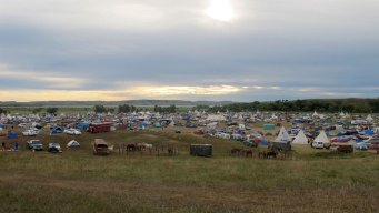 Standing Rock Chairman Says Army Corps to Close Camp Access