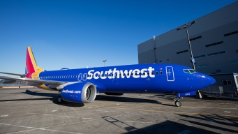 Southwest Pilots' Union Sues Boeing Over Grounding of Plane
