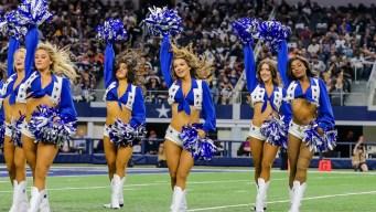 Former Cheerleader Sues Dallas Cowboys