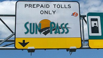 Tolls Suspended, Plazas Closed in Impacted Areas of Florida