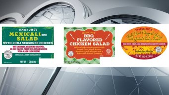 Trader Joe's Recalling Salads, More Over Contamination Fears