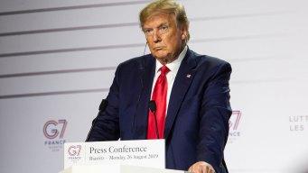 Whistleblower Complaint About Trump Involves Ukraine: Report