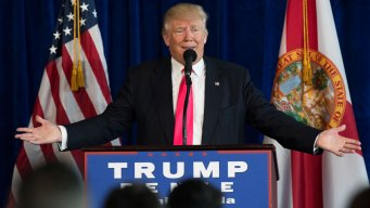 Donald Trump Goes After 'Little Michael Bloomberg'