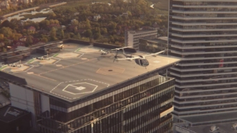 NASA and Uber Teaming Up to Get Flying Taxis Off the Ground