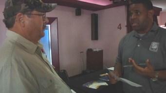 Veterans Flock to Miami Marlins Job Fair