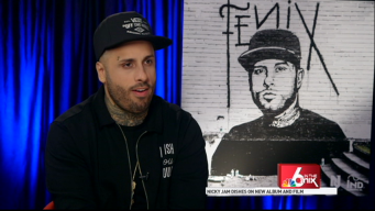 Nicky Jam Talks New Music, 'Xander Cage'