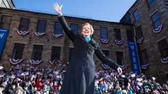 Warren Officially Kicks Off Bid for White House
