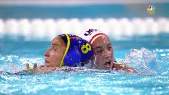 'You Get a Lot of Punches, Obviously': Water Polo Athlete