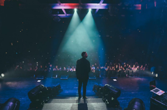 Justin Quiles Brings Show to the Fillmore in Miami Beach