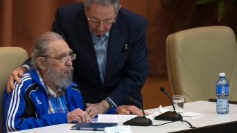 Fidel Castro Gives Rare Speech Saying He Will Soon Die