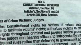 A Closer Look at Amendment 6