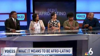 NBC 6 Voices: Being Afro-Latino
