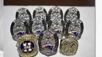 Counterfeit Super Bowl World Series Rings Seized