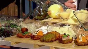 Fabulous Food Hanukkah Holiday Parties